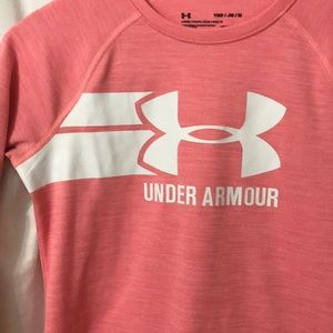 Under Armour Shirts & Tops - Under Armour long sleeve loose shirt size YMD